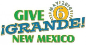 Give Grande New Mexico May 6, 2014